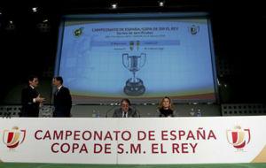 El �ltimo sorteo de Copa en Las Rozas