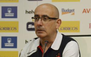 Jordi Ribera, seleccionador.