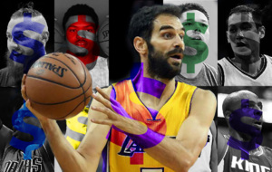 Best paid current NBA players not to have been drafted