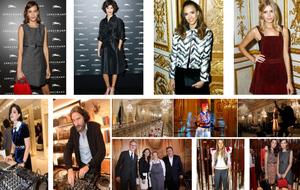 Las celebrities se citan en la reapertura de la boutique de Longchamp