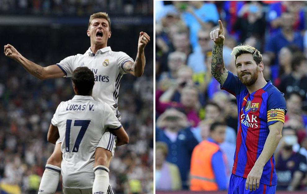 Kroos y Messi, en la cumbre de LaLiga Fantasy MARCA