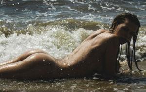 Liza Kei, la diosa del agua