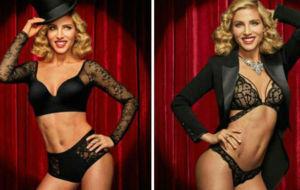 Elsa Pataky, la cabaretera m�s sexy