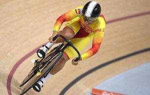 Tania Calvo en los Juegos Ol�mpicos de R�o