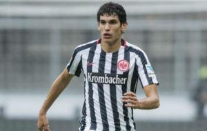 Jesús Vallejo durante el partido del pasado fin de semana entre el...