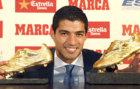 Luis Su�rez, Bota de Oro 2015-2016