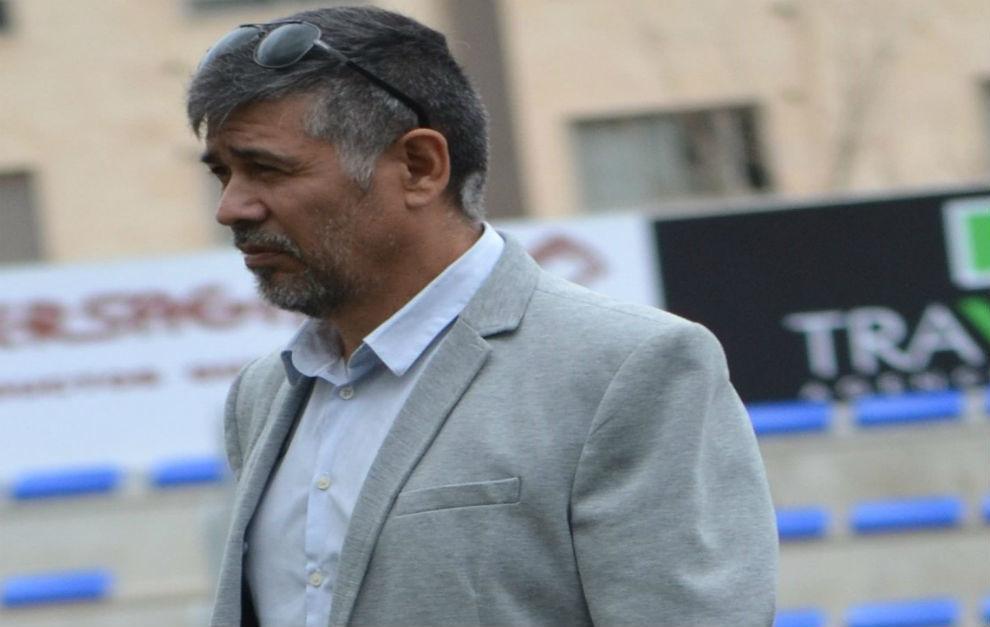 Mario Barrera, nuevo entrenador del Eldense