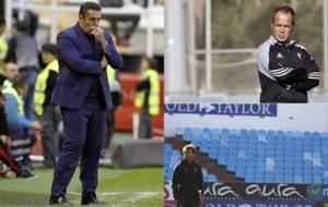 José Ramón Sandoval, Álvaro Cervera y Luis Milla se la juegan este...