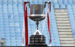 Copa del Rey en el estadio Vicente Calder�n