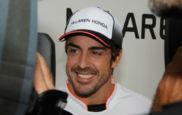 Fernando Alonso, en el Circuito de las Am�ricas de Austin.