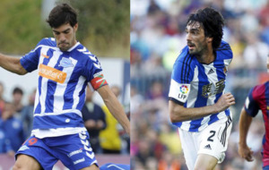 Manu Garc�a y Carlos Mart�nez ser�n rivales hoy en Anoeta