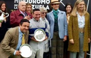 Vencedores en el Memorial Duque de Toledo