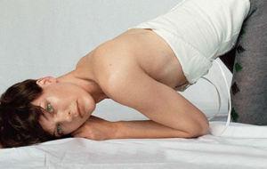 El �ltimo topless de Milla Jovovich