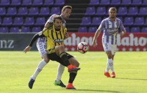 Andr� Leao, en el partido del pasado domingo ante el Zaragoza.