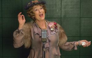 Meryl Streep como 'Florence Foster Jenkins'