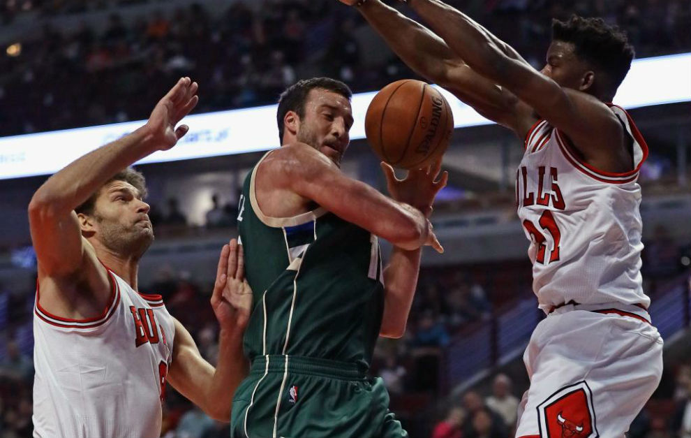 Miles Plumlee (Milwaukee Bucks)