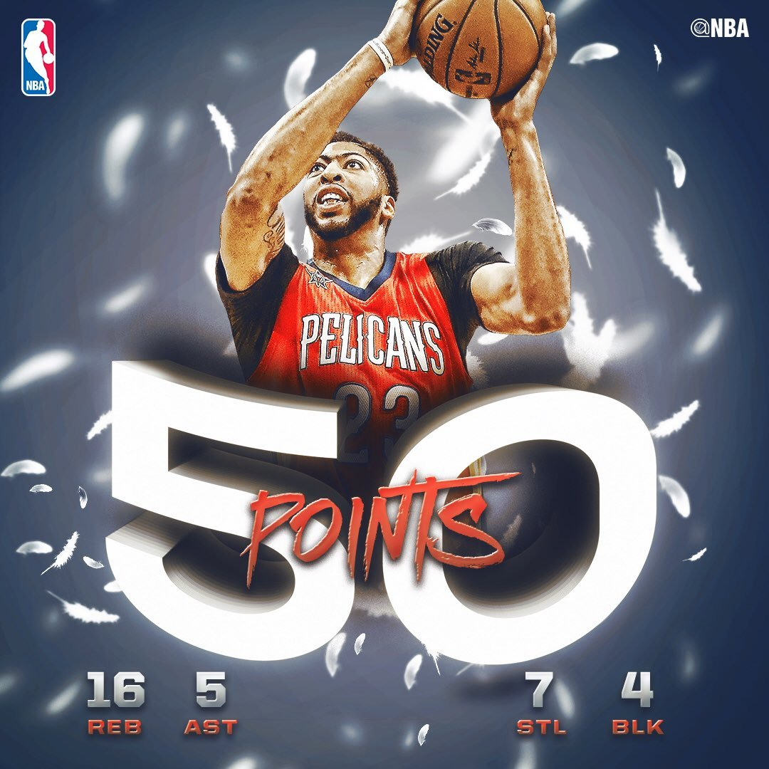 Pelicans Vs Nuggets: 50 Puntos De Anthony Davis Marcan El