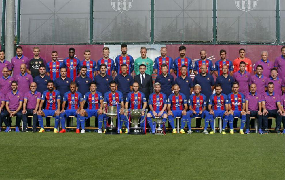 FC Barcelona: La plantilla del Barça le cuesta al club 396 ...