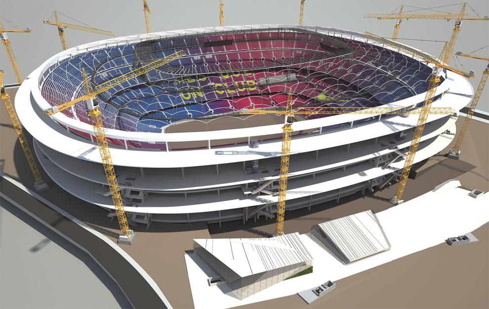 Barcelona no tiene dinero para reformar el Camp Nou
