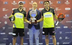 Belasteguín y Lima en el Open de Sevilla
