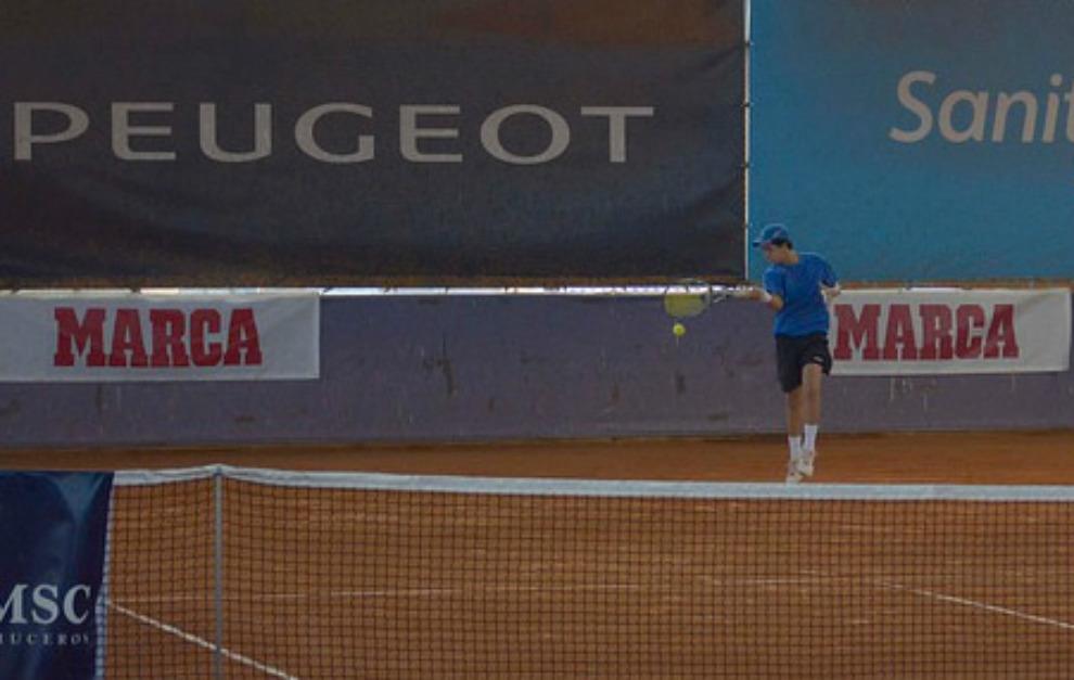 imagen del primer torneo de la temporada, también en la Ciudad de la...