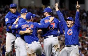 Los Chicago Cubs ya no son el equipo con la mayor sequía de títulos...