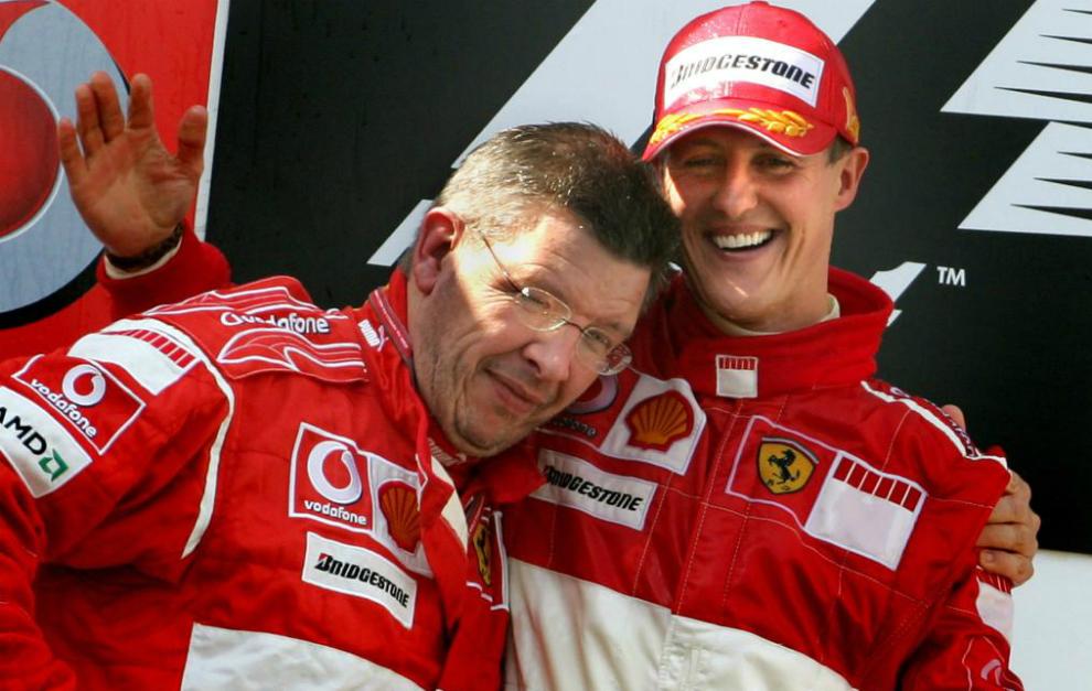 Hay Signos Alentadores Con Michael Schumacher