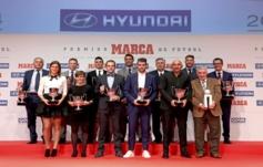 MARCA entrega este lunes los Premios de Fútbol