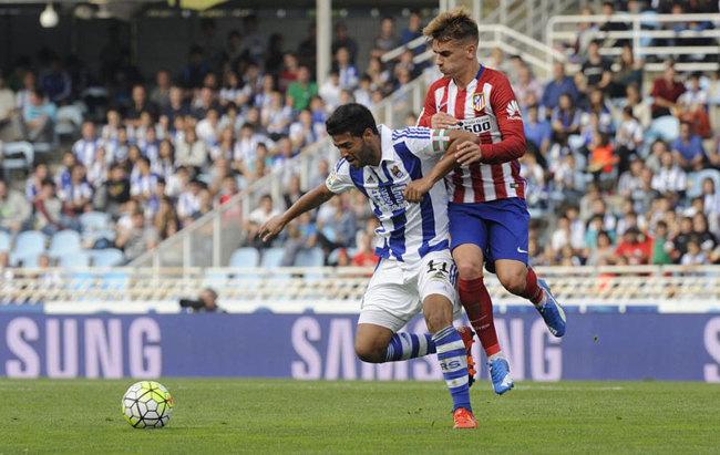 Real Sociedad vs Atlético de Madrid en directo