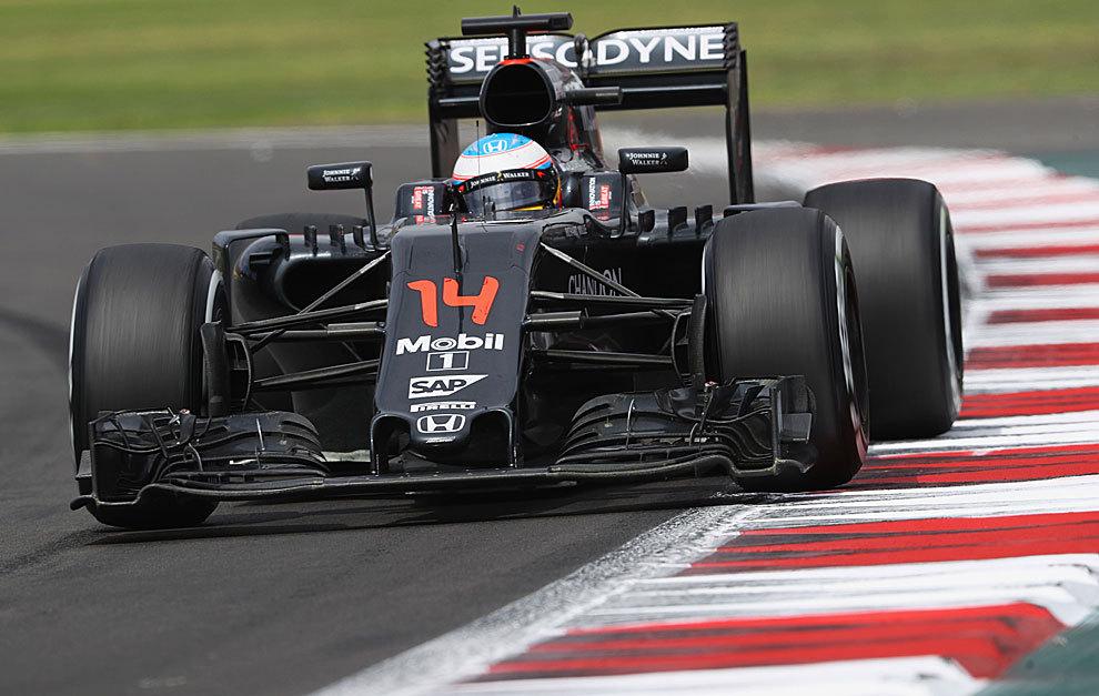 Alonso espera contar el próximo año con un coche  ompetitivo