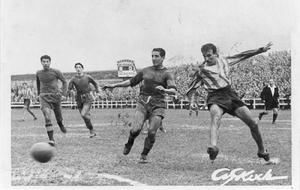 El delantero gallego anotó en la derrota del conjunto vasco ante el...