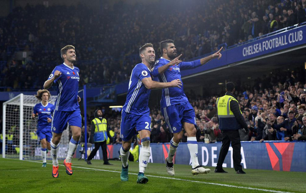 Premier League: Al Chelsea se le pone cara de líder | Marca.com