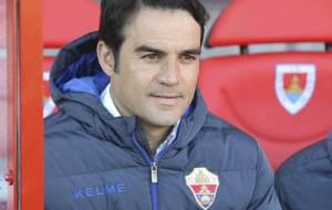 Alberto Toril volvía a Los Pajaritos como entrenador del Elche