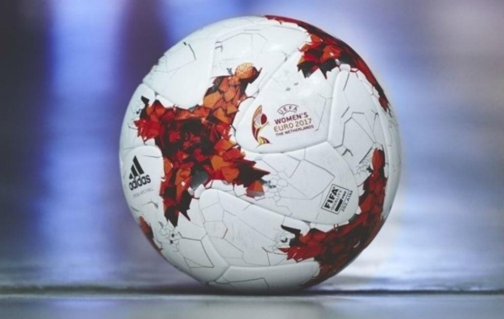 04f2dc57b8e67 Fútbol Femenino  Adidas presenta el balón de la Eurocopa de 2017 ...