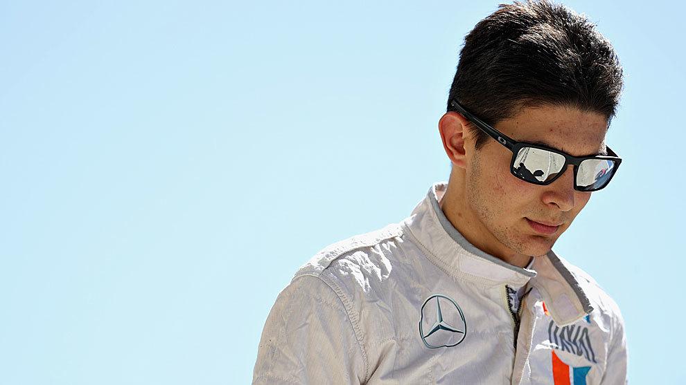 Esteban Ocon dejará Manor por Force India