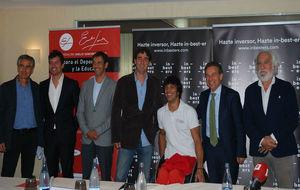 Presentación del Campeonato de España en silla de ruedas