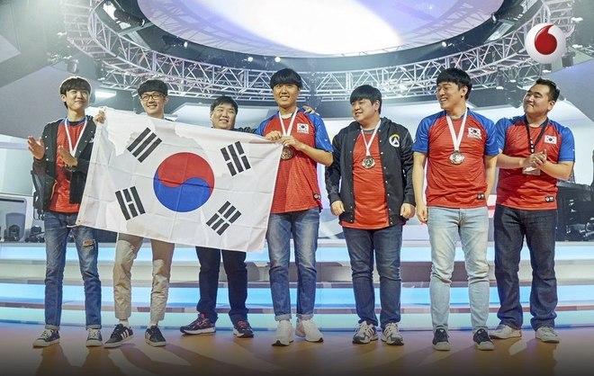 E-Sports corea del sur