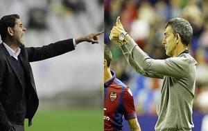 Hierro y Muñiz firman con Oviedo y Levante las dos mejores rachas de...