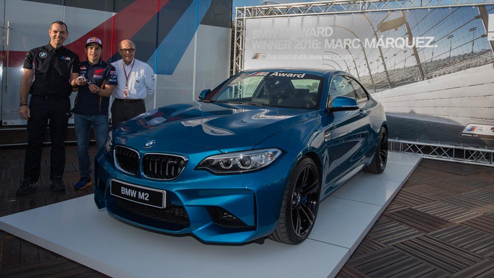 El BMW M2 de la temporada 2016