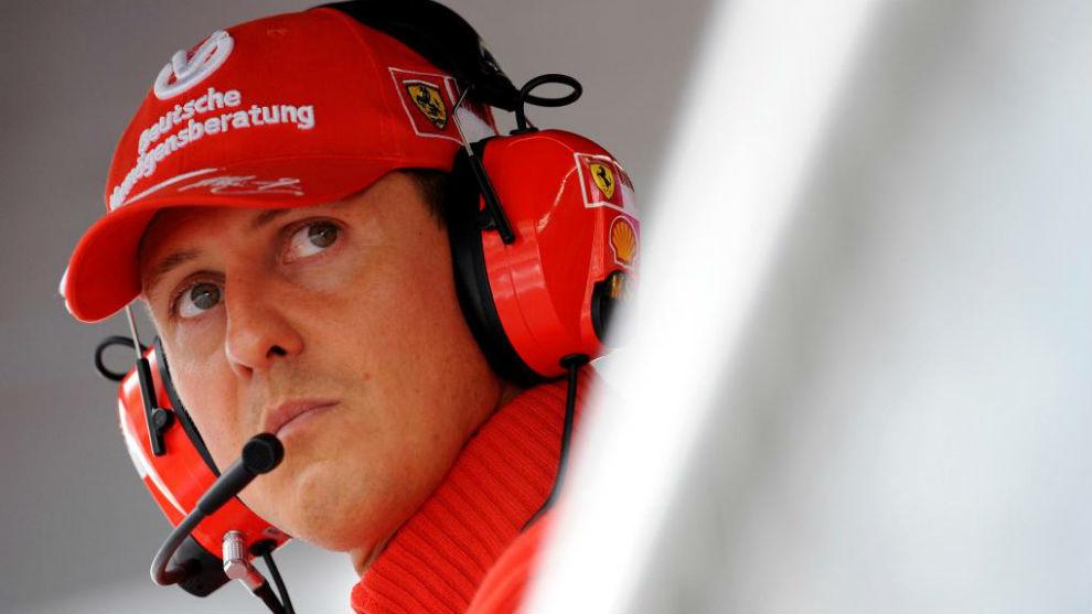 Resultado de imagen de Schumacher