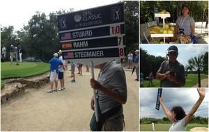 500 voluntarios han trabajado para el PGA Tour durante el OHL Classic...