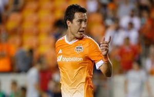 'Cubo' Torres, en su etapa en Houston Dynamo.
