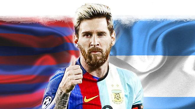 Revelan el secreto de Messi para patear tiro libres