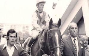 Antonio Blasco, junto con 'Chacal' uno de sus mejores...