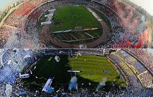 El Monumental y la Bombonera son las dos opciones que tiene Argentina...