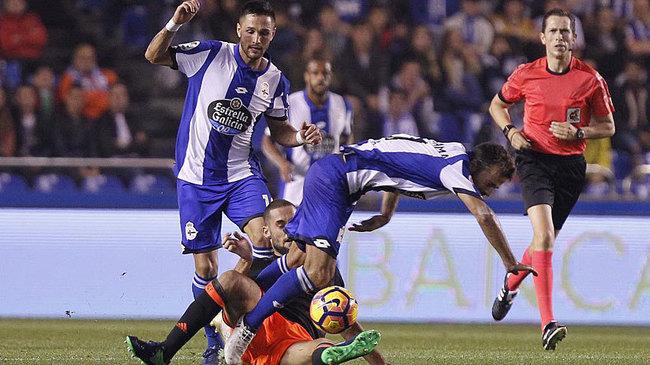 Deportivo vs Sevilla en directo