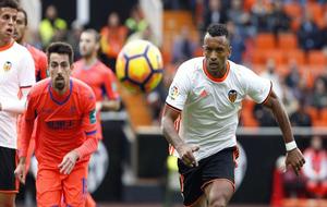 El Valencia empata en su estadio ante el Granada (1-1)