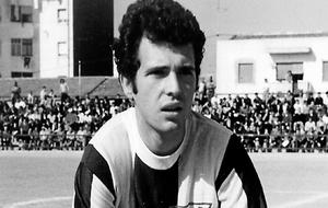 Joaquín Caparrós, durante su etapa como jugador del Leganés