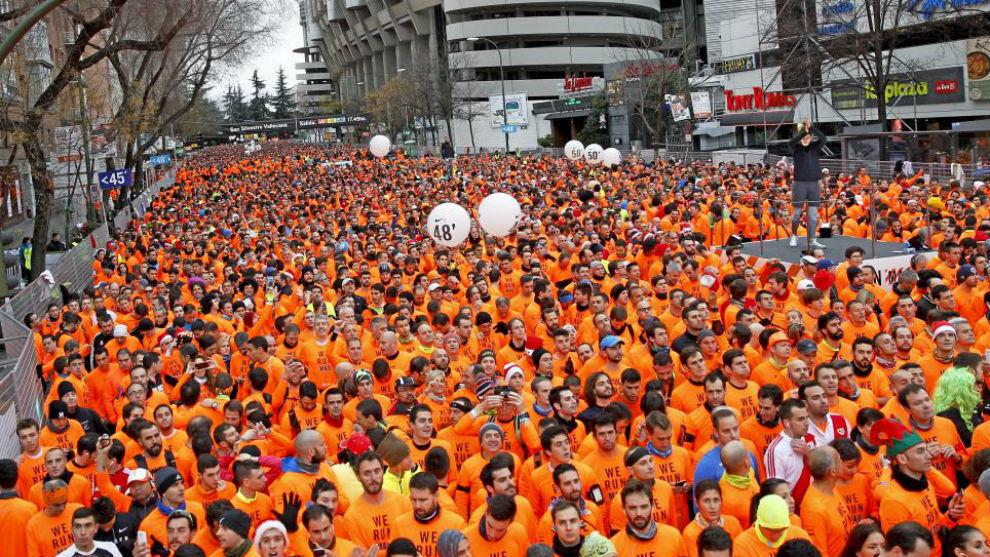 Naranja, el color de la última edición