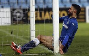 Jorge Molina firmó una nueva victoria del Getafe delante de su...